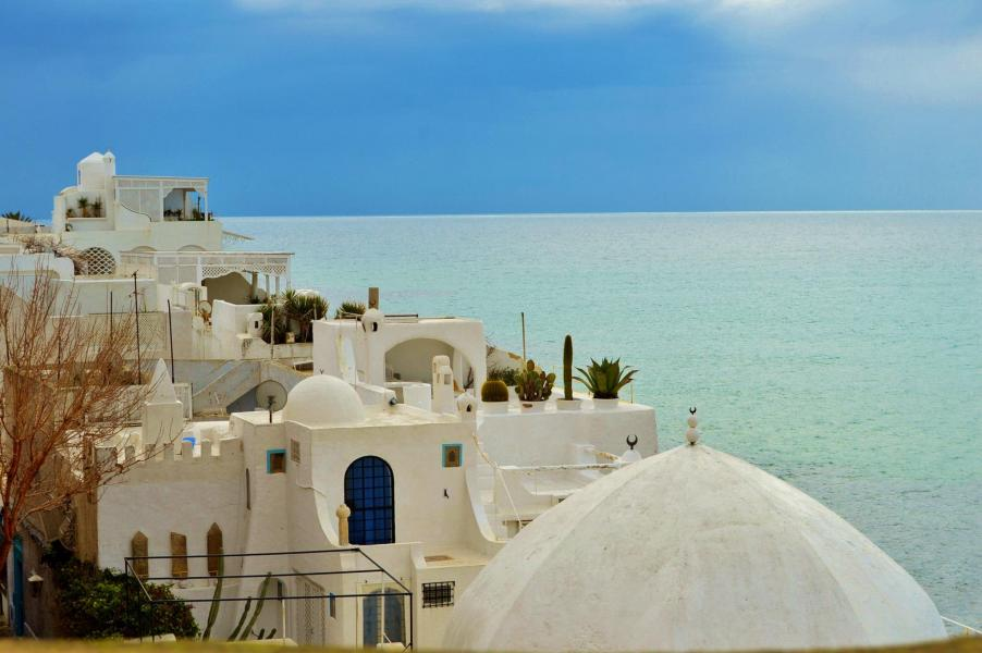 Tunis, Karthago, Sidi Bou Saïd