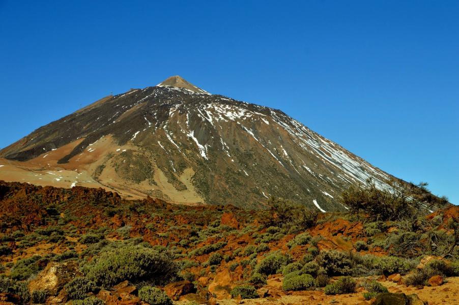 Parque National del Teide