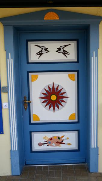 Darßer Türen