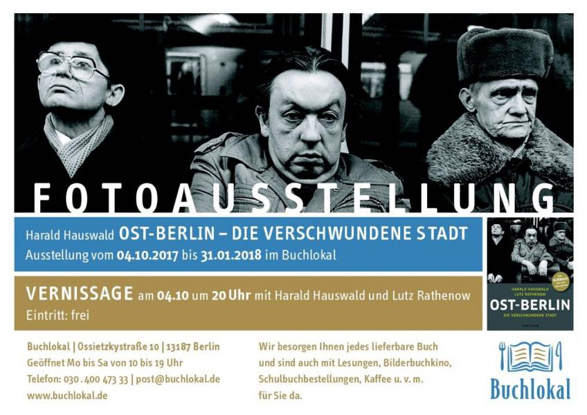 Ost-Berlin-Die verschwundene Stadt