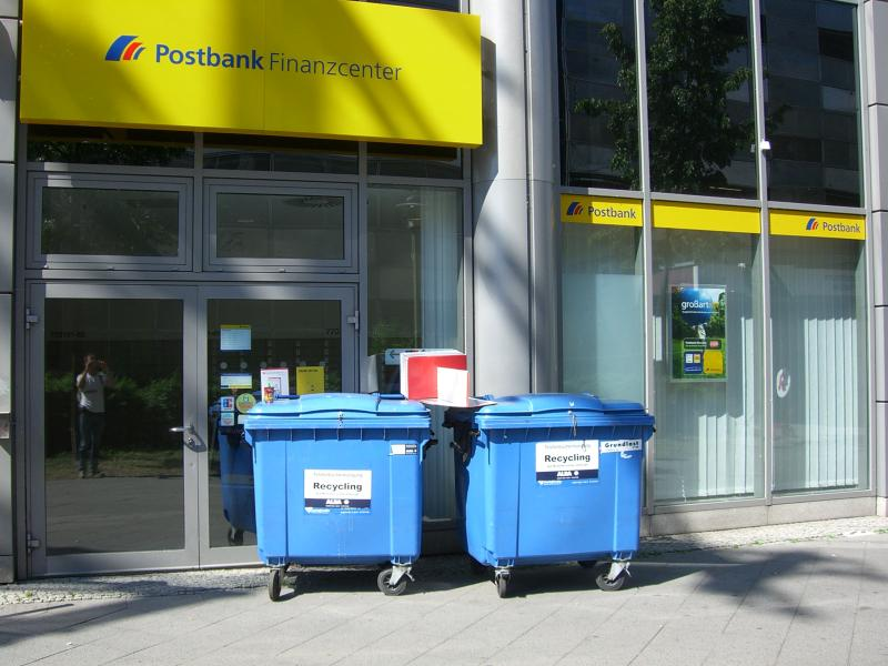 Postbank - alles Müll -