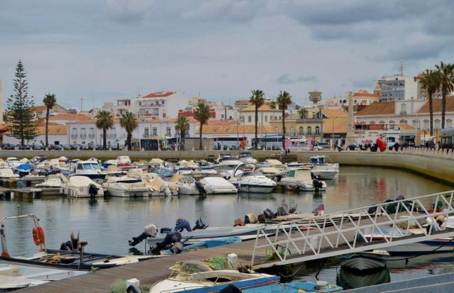 Faro-Hafen