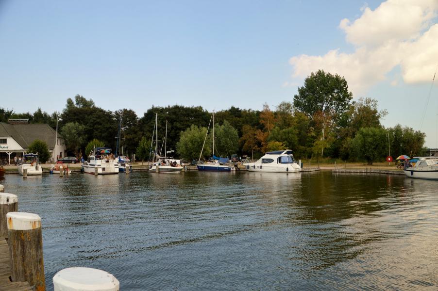Ahrenshoop - Hafen Althagen