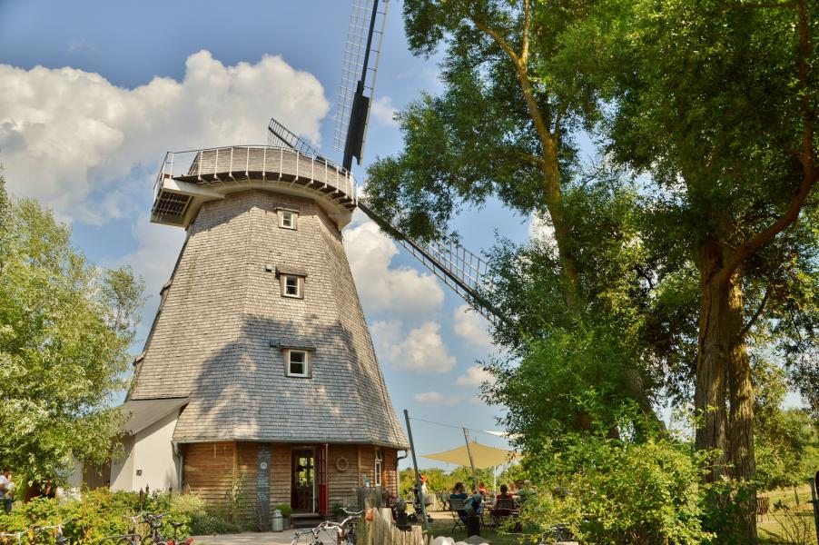 Ahrenshoop - Alte Mühle