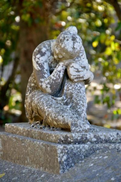 Britischer Friedhof in Kerkyra