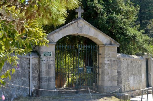 Britischer Friedhof