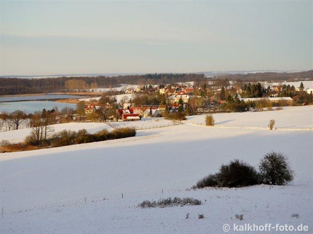 Blick vom Jasenberg auf Klein Upahl
